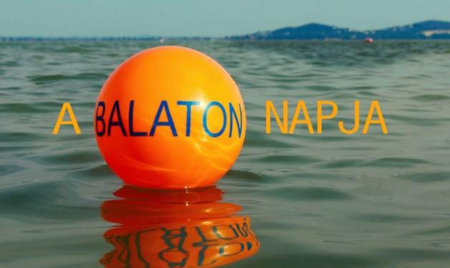 Balaton napja 14 helyszínen
