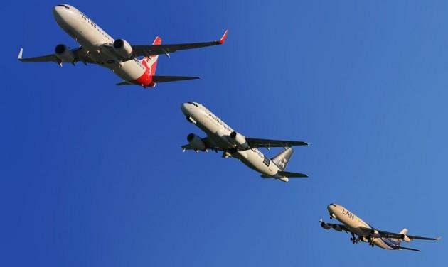 Nőtt a légitársaságok jövedelmezősége