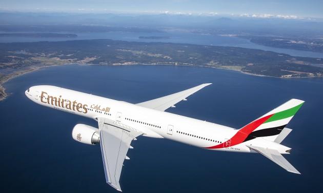Afrikai járatokat indít újra az Emirates