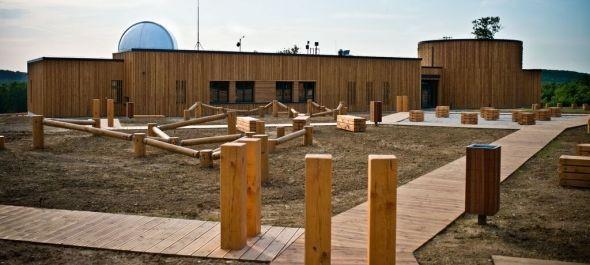 Csillagvizsgáló és planetárium épült a Zselicben
