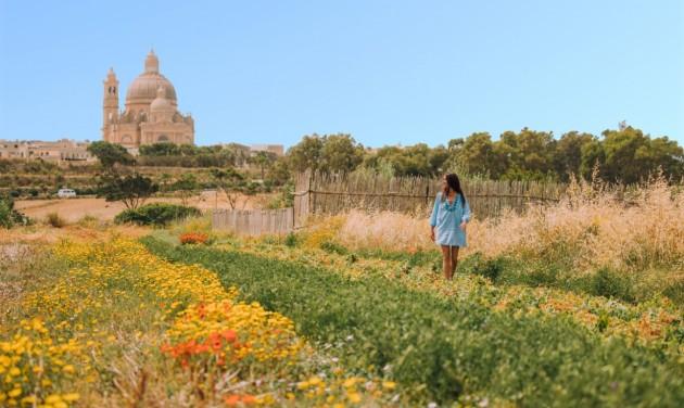 Szezon előtt, szezon után: túraútvonalak Máltán