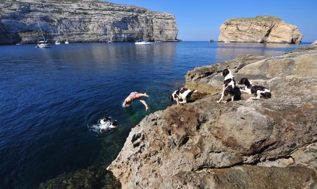 Gozo, a legendák és filmsztárok szigete