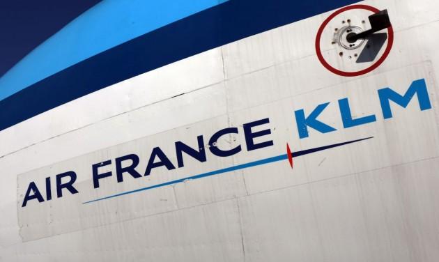Az Air France-KLM március 15-ig nem repül Kínába