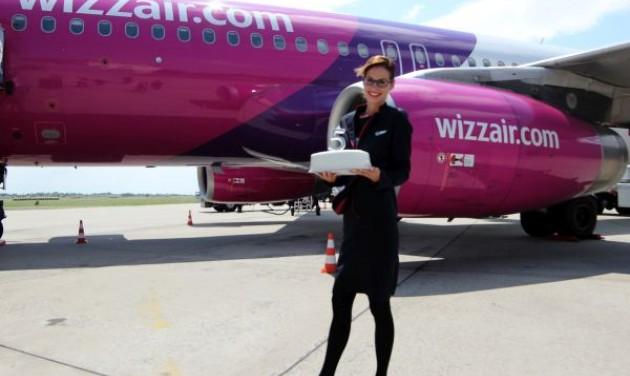 Öt éves a Wizz Air Debrecenben