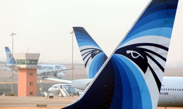 Szeptemberben is repül Budapestre az Egypt Air