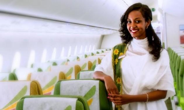 Új úti célok az Ethiopiannél