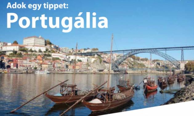 TAP AIR PORTUGAL - 15%-os akció!