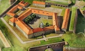 Befejeződött a nagyváradi vár felújítása