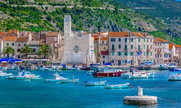 Horvátországban a hajósok online is befizethetik az ifát