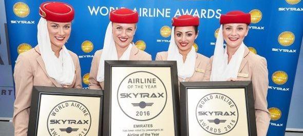 Itt vannak a világ legjobb légitársaságai
