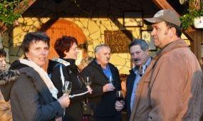 Szlovén falusi vendéglátók jártak Heves megyében