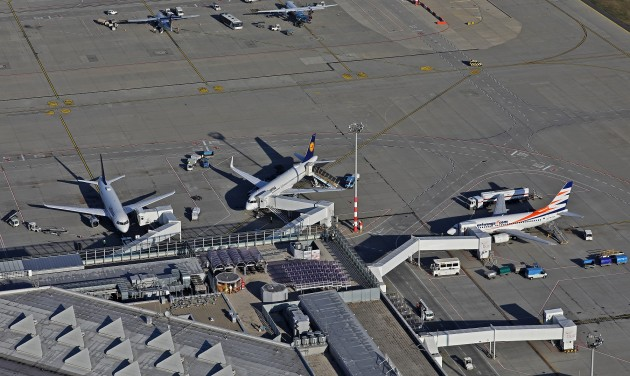 Lassul a forgalom növekedése a Budapest Airporton