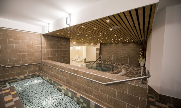 Harkány Thermal Spa adds sauna section, completes upgrades
