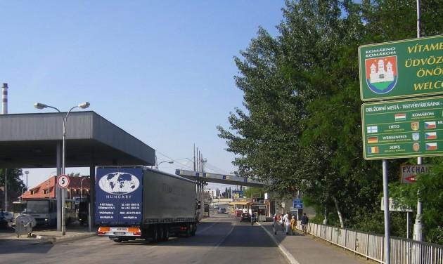 Újabb könnyítés a szlovák-magyar határon