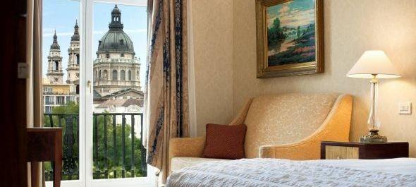 Ritz-Carlton lesz a budapesti Le Meridienből