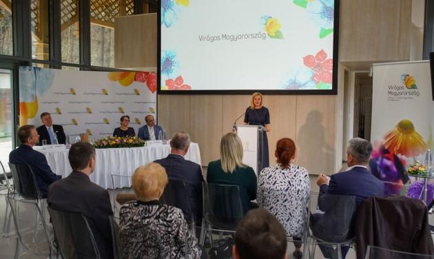 Megújul a Virágos Magyarország verseny