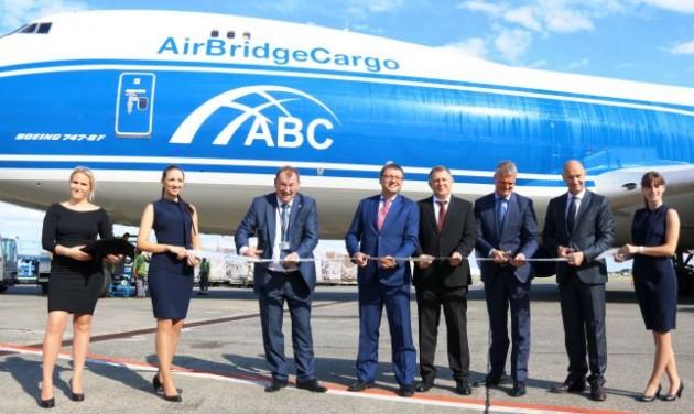 Még több európai cél az AirBridgeCargótól