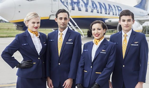 Budapesten is toboroz a Ryanair