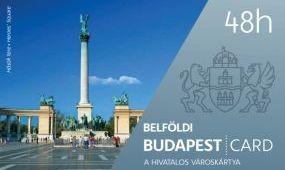 Budapesti kedvezménykártya belföldi turistáknak