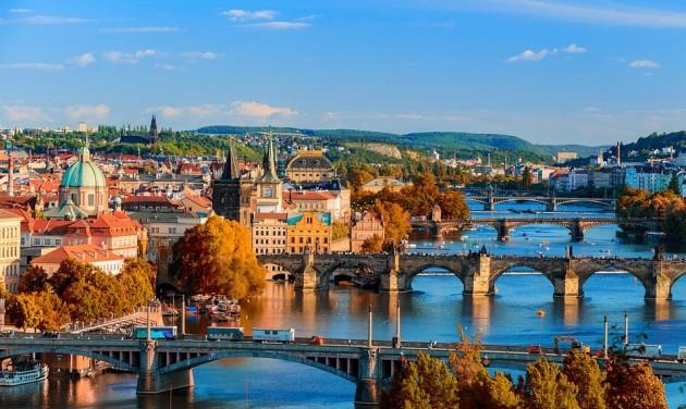 Rekord számok a cseh szálláshelyeken