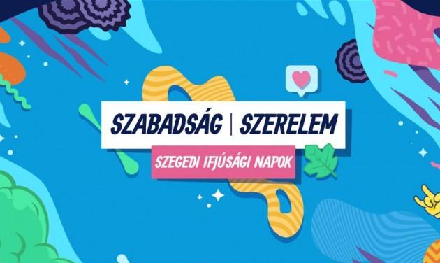Május végén dől el a Szegedi Ifjúsági Napok sorsa