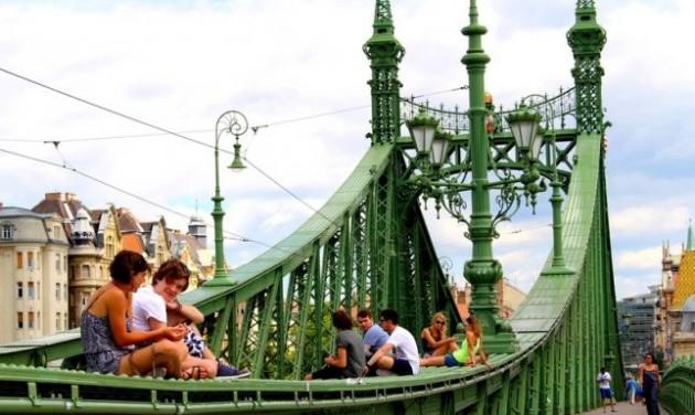 Hétvégi programajánló: Újra piknik a Szabadság hídon