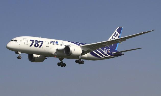 Boeing: a Dreamlinerekkel sincs minden rendben?