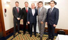 Újabb rekordokat dönt a Lufthansa Csoport Magyarországon 2015-ben