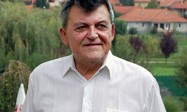 Elhunyt Gyanó János