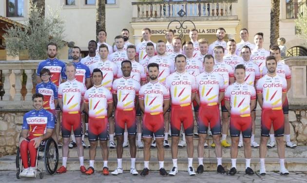 Tour de Hongrie: jön a Cofidis