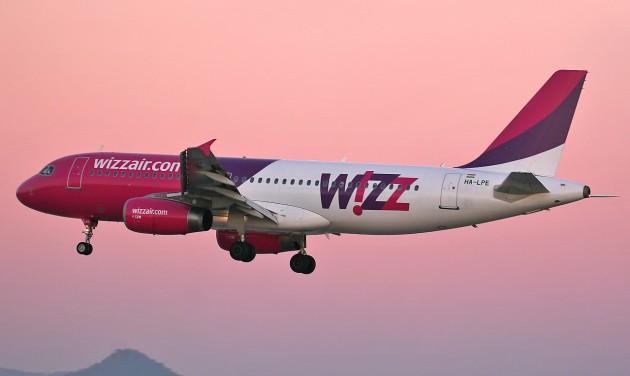 Új londoni bázis és útvonalak a Wizz Airnél