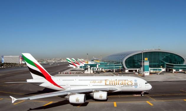 Új járatok és új célállomások az Emirates-nél