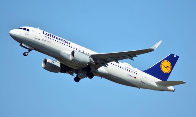 Lufthansa: télen a járatok negyede közlekedik csak