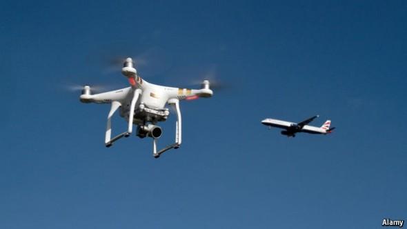 Fel kell készülnie a drónipar fejlődésére a légiforgalmi szolgálatoknak