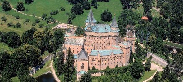 A gótika, Szent Borbála és a szlovák sörök nyomában