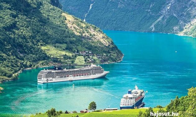 A norvég fjordoktól Tokióig