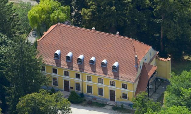 Őszre újul meg Zalaegerszeg 269 éves kastélya