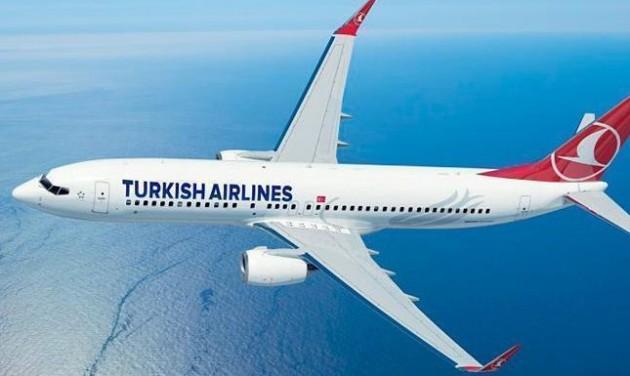 Helyi wi-fi hálózat akasztotta meg a Turkish Airlines útját