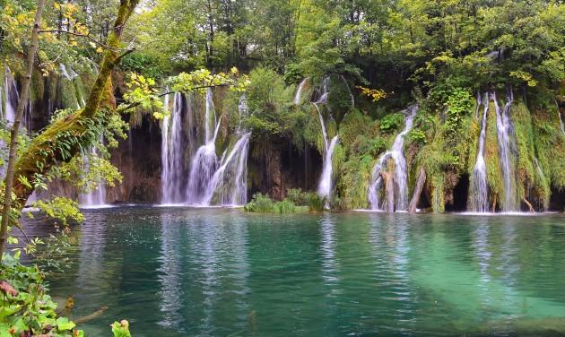 Plitvicei-tavak: belépés csak előzetes regisztrációval