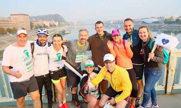 AccorHotels: maratonfutás és jótékonykodás