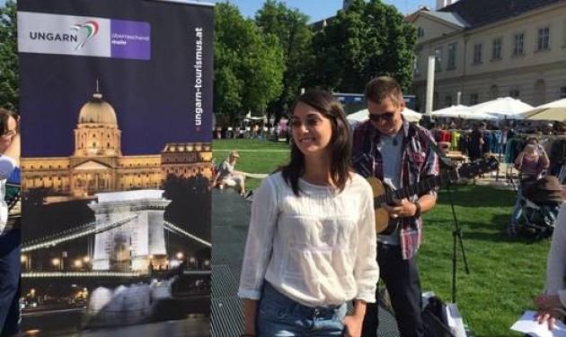Folyamatos és erőteljes Magyarország jelenléte az Eurovíziós Dalfesztivál fővárosában