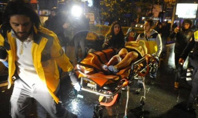 Terror Isztambulban