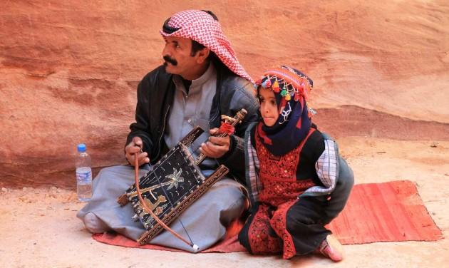 Közel-keleti kaleidoszkóp: Jordánia