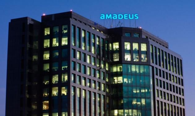 Kiemelkedő növekedés az Amadeusnál