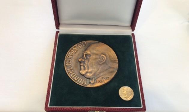 Jelölési felhívás Gundel Károly-díjra