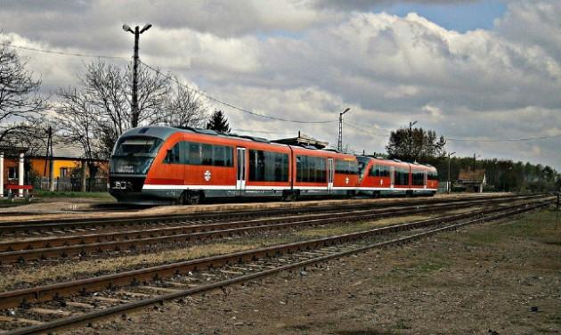 Átfogó elővárosi vasútfejlesztési program készül