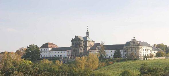 A csehországi Kuks barokk műemléke áprilistól újra látogatható