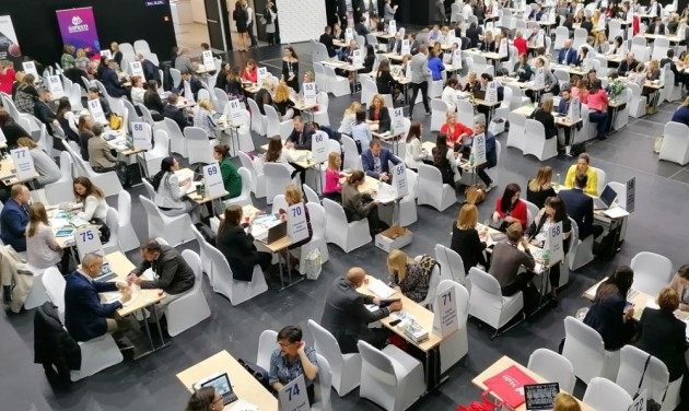 Hungary records 30% surge in meetings and conferences