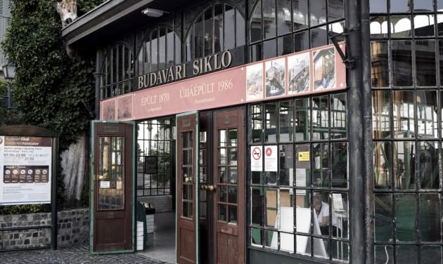 Újraindul a 150 éves Budavári Sikló