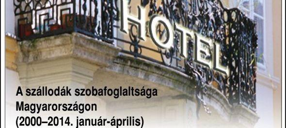 Áprilisban 14%-kal nőtt a szálláshelyek vendégforgalma